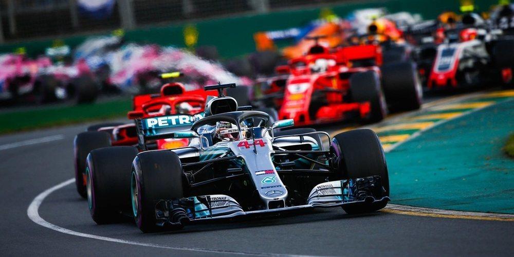 GP de Australia 2019: Libres 1 en directo