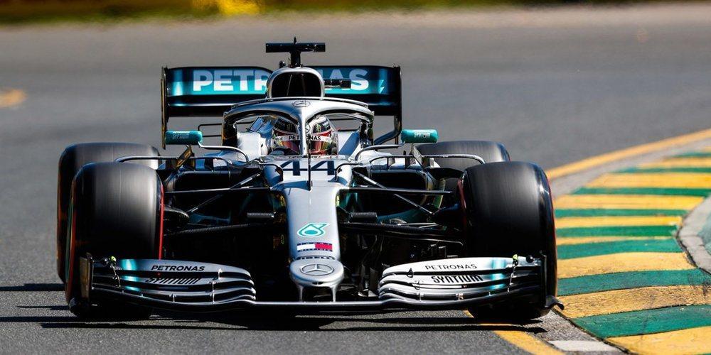 GP de Australia 2019: Libres 2 en directo