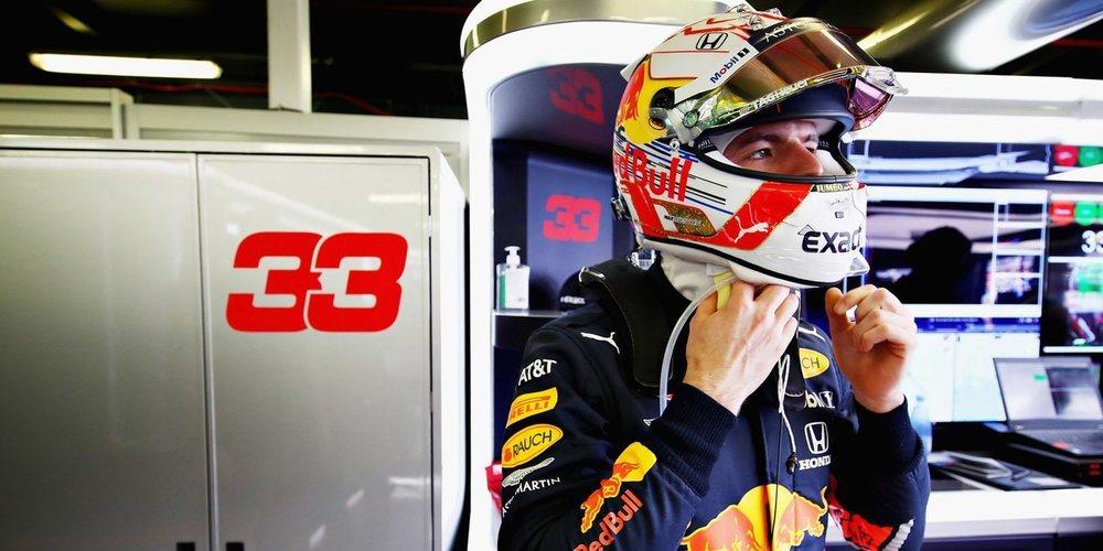 """Max Verstappen: """"No somos lo suficientemente rápidos, hay áreas que necesitamos mejorar"""""""