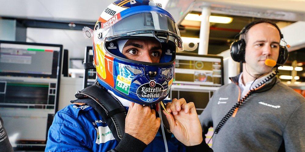 """Carlos Sainz: """"Hay margen de mejora, pero el resto de equipos también lo tienen"""""""