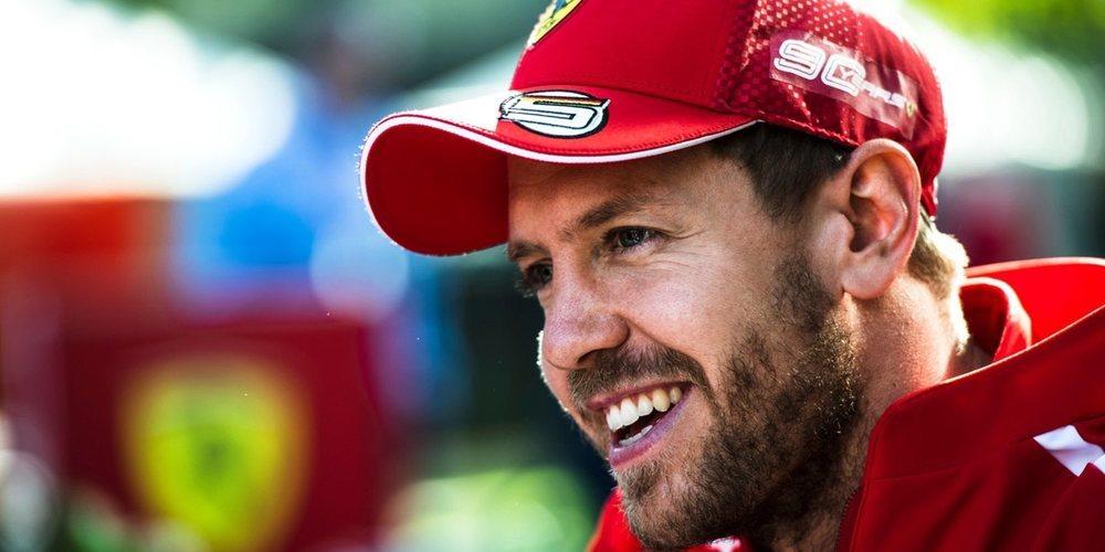 "Sebastian Vettel: ""Mañana será un día mejor, aunque parece que Mercedes juega en otra liga"""