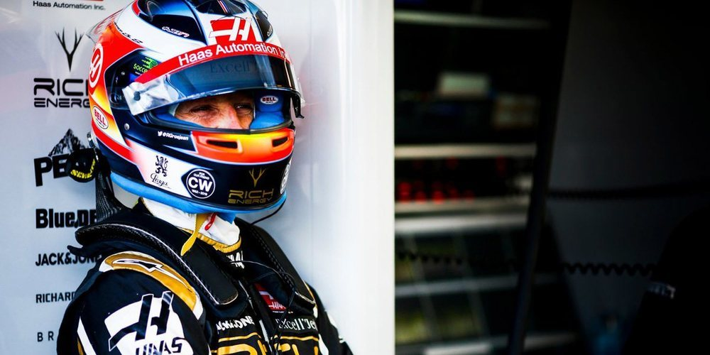 """Romain Grosjean: """"Todo lo que aprendimos en los test está funcionando aquí"""""""