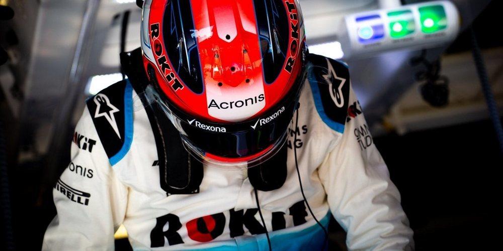 """Robert Kubica: """"No podemos apuntar mucho más, el objetivo realista es extraer el máximo de esto"""""""