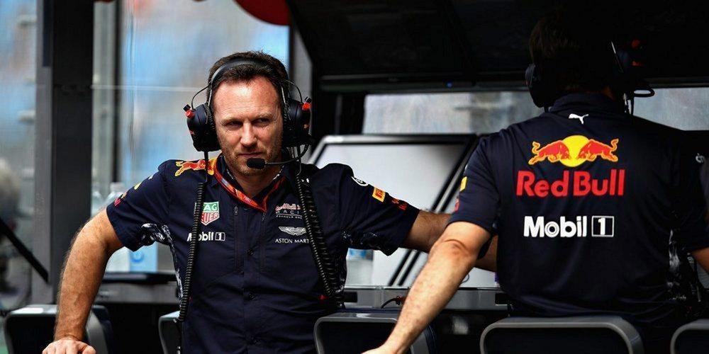 "Christian Horner: ""Estamos esperanzados por tener una temporada competitiva junto a Honda"""