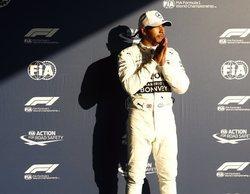 Lewis Hamilton se hace fuerte en Australia y logra la primera pole de la temporada