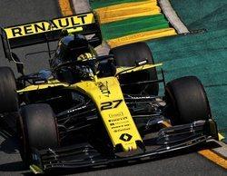 "Nico Hülkenberg: ""Era posible llegar a Q3, pero tenemos la posibilidad de puntuar mañana"""