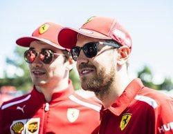 """Sebastian Vettel: """"Correremos tan duro como podamos y veremos a dónde nos lleva"""""""