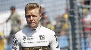 """Kevin Magnussen: """"Tuve un buen arranque y el auto es muy bueno"""""""