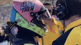 """Daniel Ricciardo: """"Teníamos algunos problemas y no pensaba que fuera seguro continuar"""""""