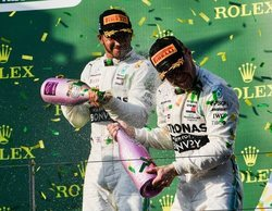 """Vettel insinúa que Hamilton se dejó llevar en Australia: """"Estaba aburrido y decepcionado tras la salida"""""""