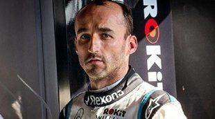 """Kubica, sobre su regreso en Australia: """"Sentí como un logro el cruzar la meta"""""""