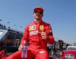 """Binotto y Vettel valoran positivamente el debut de Leclerc: """"Fue bastante fuerte en Melbourne"""""""