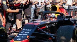 Honda asegura que el podio de Melbourne no supone el fin de sus problemas