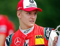 "Mick Schumacher: ""Para mí es un honor que me comparen con mi padre"""