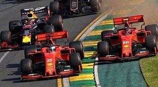 """Lewis Hamilton y Toto Wolff ensalzan a Red Bull y Honda: """"Son candidatos a luchar por el título"""""""