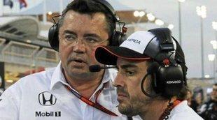 "Éric Boullier: ""El binomio McLaren-Honda fue una pesadilla"""