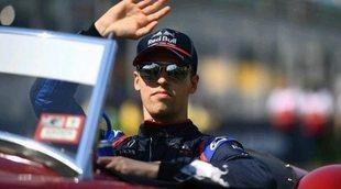 "Mikhail Aleshin: ""Fue muy positivo ver a Daniil Kvyat mostrar su carácter en la carrera de Australia"""