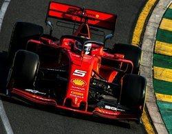 """Sebastian Vettel: """"Los tres equipos grandes tienen el potencial suficiente para llevarse el título"""""""