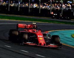 "Charles Leclerc: ""Esperábamos haber sido más competitivos en Australia"""