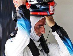 """Robert Kubica: """"No fue un día sencillo, pero sabemos en qué necesitamos trabajar"""""""