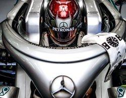 """Lewis Hamilton: """"Hemos sufrido algunos problemas con el equilibrio del coche"""""""