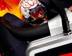 """Max Verstappen: """"Será interesante mañana, en la carrera deberíamos ser más competitivos"""""""