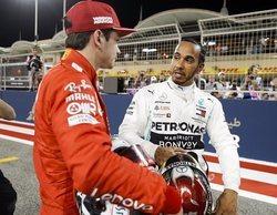 """Lewis Hamilton: """"Nuestro ritmo fue bueno el año pasado y espero que también lo sea mañana"""""""