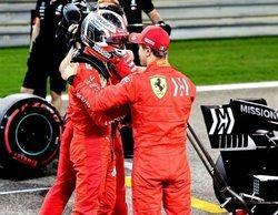 """Charles Leclerc: """"Me siento más cómodo en el coche vuelta tras vuelta"""""""