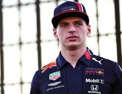 """Max Verstappen explica el incidente con Sainz: """"Él frenó tarde por el exterior y yo también"""""""