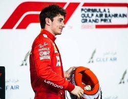 "Leclerc desobedeció órdenes de Ferrari en Baréin: ""Me dijeron que me quedara dos vueltas detrás de Vettel"""