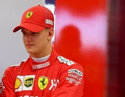 """El debut de Mick Schumacher con Ferrari: """"Me sentí como en casa desde el primer momento"""""""