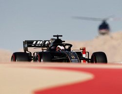 """Romain Grosjean: """"Queremos entender por qué tuvimos falta de ritmo en la carrera del domingo"""""""