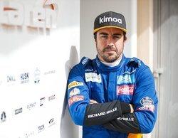 """Fernando Alonso: """"Mi decisión de dejar la Fórmula 1 es firme"""""""
