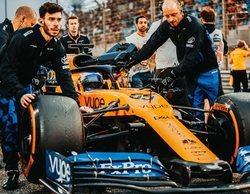 """McLaren, el equipo más """"agresivo"""" en la elección de neumáticos para el GP de China"""