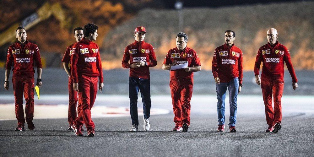 Marc Gené cree que hay menos presión en Ferrari desde la llegada de Mattia Binotto