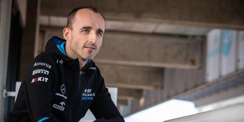 """Robert Kubica: """"Los problemas que teníamos en 2018 eran diferentes y más difíciles de predecir"""""""