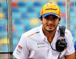 """Carlos Sainz habla de lo difícil que es llegar al top 3: """"Me gustaría poder tener un podio"""""""