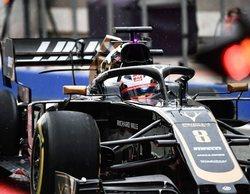 "Romain Grosjean: ""Queremos competir en pista, pero sin llegar a los extremos de la Fórmula E"""
