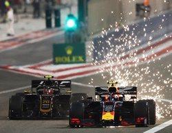 Jacques Villeneuve cree que, de seguir así, Pierre Gasly volverá a Toro Rosso