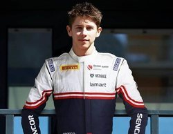 Arthur Leclerc se une al Sauber Junior Team