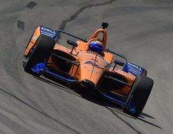 ESPECIAL INDY: Fernando Alonso, satisfecho tras completar 105 vueltas en Texas