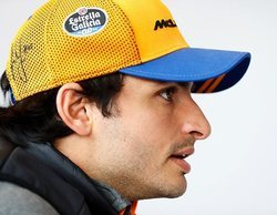 El equipo McLaren no puede relajarse en China, asevera Carlos Sainz