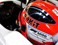 """Robert Kubica: """"Las características del coche han cambiado, es buena señal"""""""