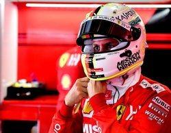 """Vettel: """"En algunas zonas de la pista somos muy fuertes, pero en otras aún tenemos que mejorar"""""""