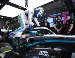 Valtteri Bottas lidera la tercera sesión de entrenamientos libres del Gran Premio de China 2019