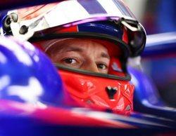 """Daniil Kvyat: """"Tenemos un coche fuerte para la carrera y una buena posición de inicio"""""""