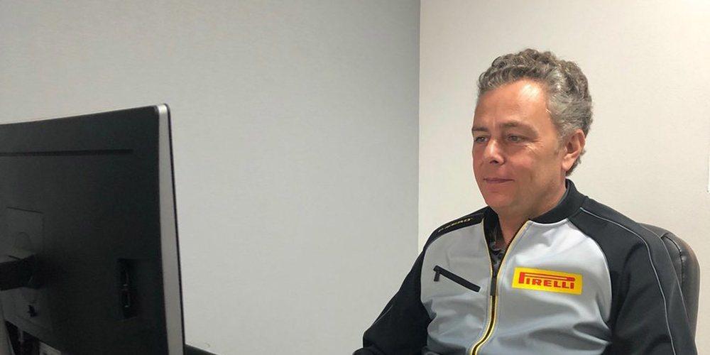 """Mario Isola: """"Esperamos una mayor degradación del compuesto blando en la carrera de mañana"""""""