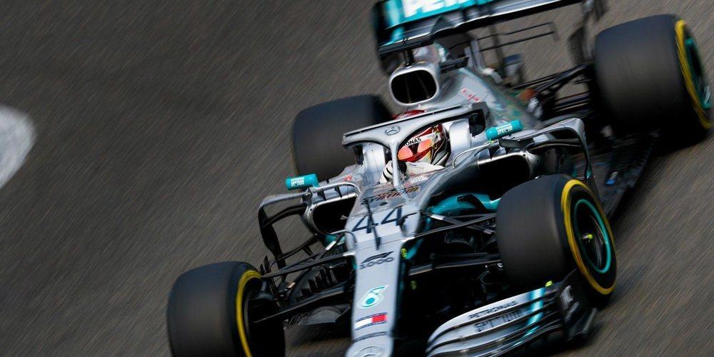 Lewis Hamilton se alza con la victoria y es el nuevo líder del mundial en el Gran Premio nº 1.000