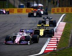 """Sergio Pérez: """"Estoy muy contento porque no era el mejor circuito para nosotros"""""""