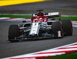 """Kimi Räikkönen: """"Hoy me sentí cómodo en el coche y sumamos algunos puntos"""""""
